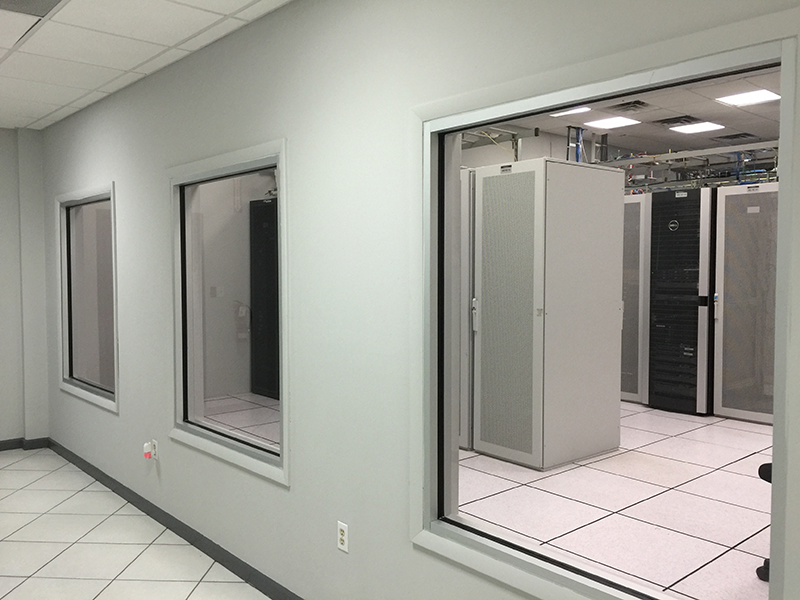 Perfect Carrierhouse Data Center Facility