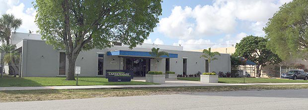 Data Center in Miami, Carrierhouse