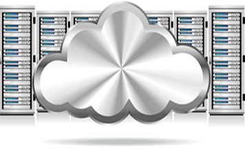 cloud infrastructure and back up services