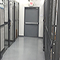 secure server cages and cabinets in data center